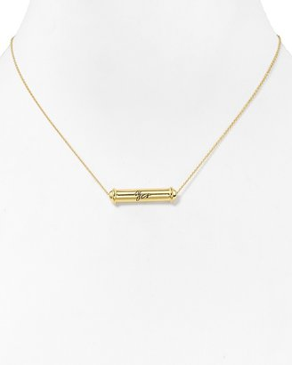 Rebecca Minkoff Yes No Necklace, 16""