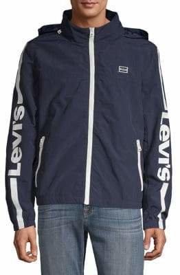 Levi's Logo Hooded Jacket