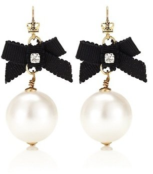 Juicy Couture Large Pearl Drop