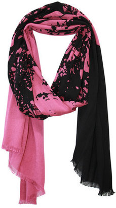 Happy Scarf Tree Of Life Pink