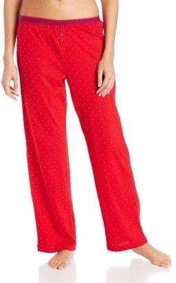 Nautica Sleepwear Women's Knit Pant