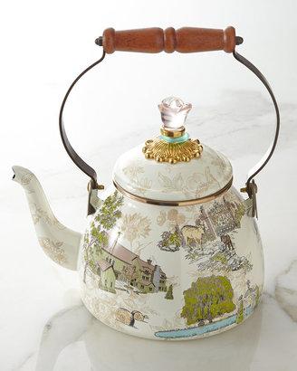 Mackenzie Childs MacKenzie-Childs Aurora Tea Kettle