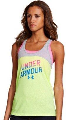 Under Armour Women's Tri-blend Tank
