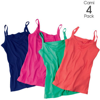Avon Ruched 4 Pack Camis
