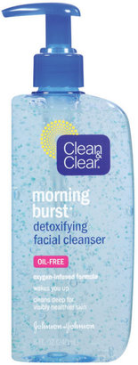Clean & Clear Morning Burst Detoxifying Facial Cleanser