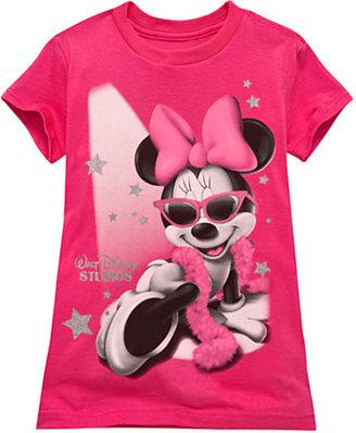 Disney Minnie Mouse Tee for Girls - Walt Studios