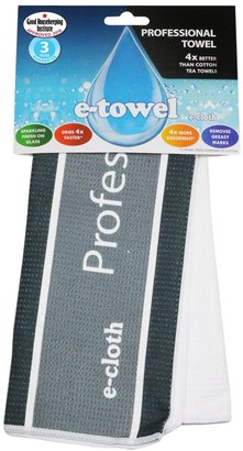 E-cloth e-towel Professional Finish Tea Towel