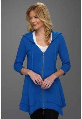 XCVI Merchantile Jacket (Lapis) - Apparel