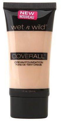Wet n Wild CoverAll Cream Foundation Fair/Light