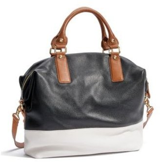 GUESS Color-Blocked Tote