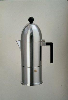 Alessi La cupola, Espresso coffee maker