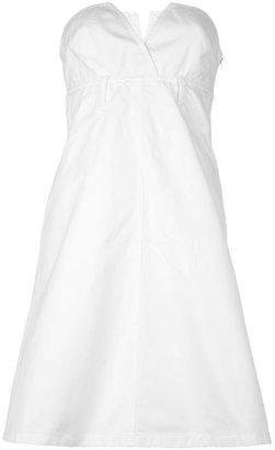 Christian Lacroix Vintage Strapless dress