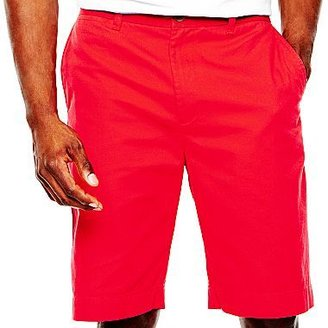 JCPenney Stafford Prep® Chino Shorts