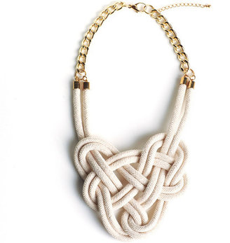 Knotty Gal Lazy Sunday Necklace