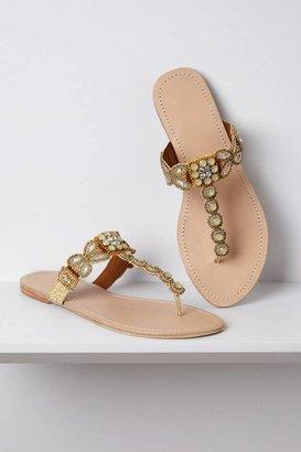 Anthropologie Kandalini Sandals