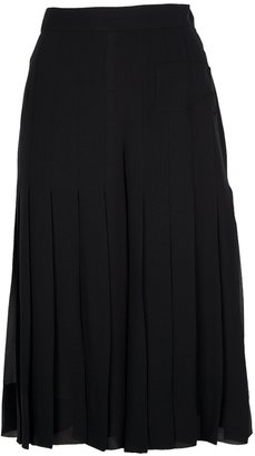 Sonia Rykiel pleated skirt