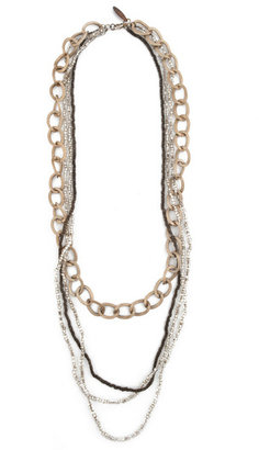 Cara Accessories Safari Necklace