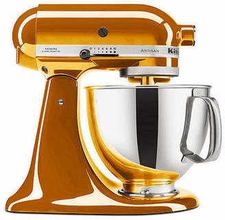 KitchenAid Kitchen Aid Artisan Series 5 Quart Tilt-Head Stand Mixer KSM150PS, One Size , Orange