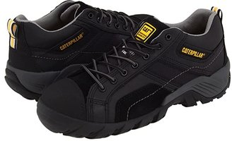 Caterpillar Argon Composite Toe (Black) Men's Industrial Shoes