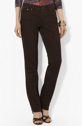 Lauren Ralph Lauren Modern Straight Leg Pants