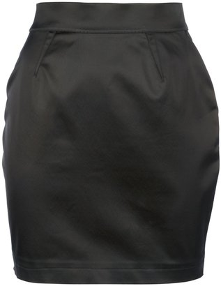 Thierry Mugler Vintage body con skirt