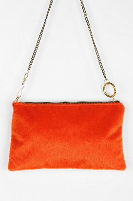 Urban Outfitters Deena & Ozzy Pony O-Ring Crossbody Bag