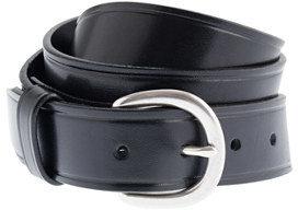 J.Crew Embossed-edge belt with harness buckle