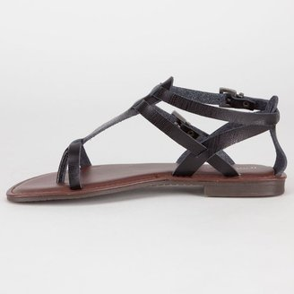 Bamboo Cable Womens Sandals