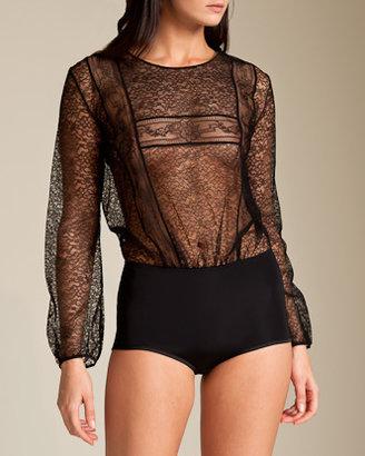 Eres Barocco Perlimpinpin Bodysuit