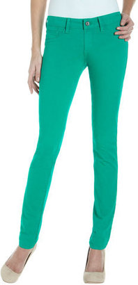 Fade To Blue Spring Street Skinny Jeans, Spearmint