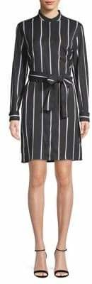 Equipment Ravena Stripe Shirt Dress