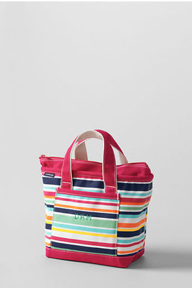 Lands' End Canvas Lunch Tote