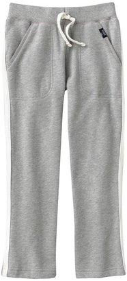 Carter's side-stripe fleece pants - boys 4-7