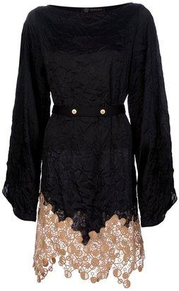 Versace tunic dress