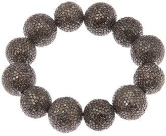 Native Jewels Diamond ball bracelet