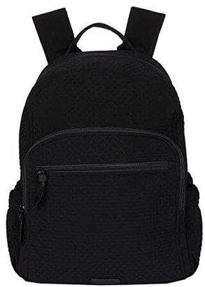 Vera Bradley Campus Backpack (Classic Black) Backpack Bags
