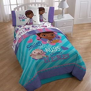 Disney Doc McStuffins Bedding Collection