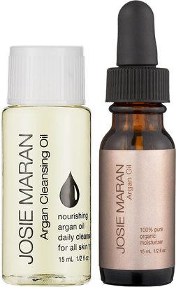 Argan Love Your Skin: Cleanse & Nourish To Go Duo