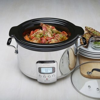 All-Clad Slow Cooker with Ceramic Insert, 4 Qt.