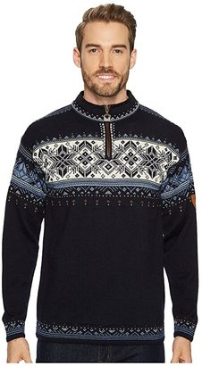 Dale of Norway Blyfjell (C-Navy/China Blue/Off White/Copper) Men's Sweater