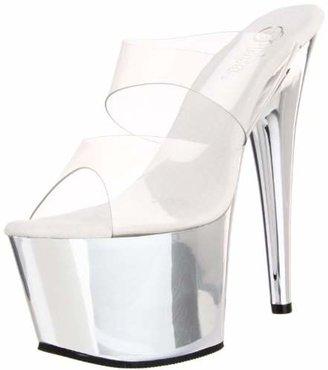 Pleaser USA Women's Adore-702 Sandal