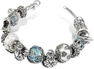 Nuovegioie Tedora Sterling Silver Special Moments Bracelet