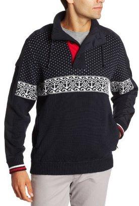 Nautica Men's Fairisle Pullover Sweater