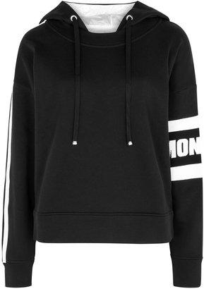 Moncler Monochrome Logo Cotton-blend Sweatshirt