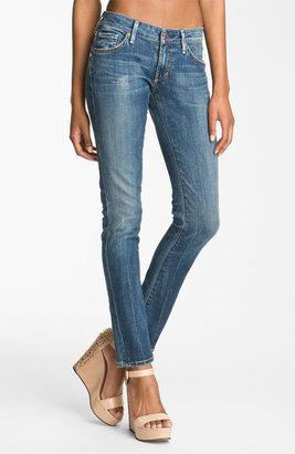 Citizens of Humanity 'Racer' Low Rise Skinny Jeans (Slash) Womens Slash Size 30 30