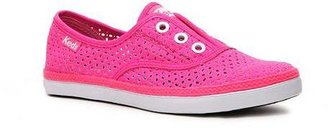 Keds Rookie Perforated Slip-On Sneaker - Womens