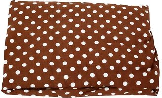 My Baby Sam polka-dot crib sheet