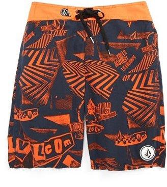 Volcom '45th St.' Board Shorts (Big Boys)