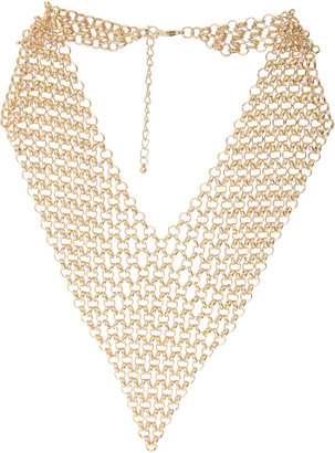 Arden B Chain Mail Necklace
