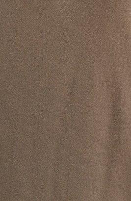Halogen Chiffon & Knit Tee (Regular & Petite)
